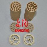 Tubo di ceramica della cordierite C520