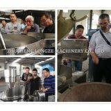 Grosse Größen-Kapazitäts-elektrische Induktions-erhitzte Popcorn-Maschine für Kugel-Form-Pilz Popcorns