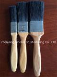 Maniglia di legno 3pk del pennello delle spazzole del chip della setola della Cina