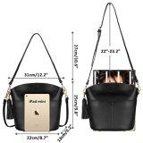 高品質熱い販売法デザイナーFashionlasyのショルダー・バッグ(WDL0339)