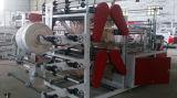 Heißsiegeln der kalter Ausschnitt Doppelt-Schicht Vier-Zeilen Beutel, der Maschine herstellt