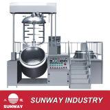500 litros máquina de homogeneização do vácuo