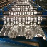 Крен Decking пола металла плиты толя 720 цветов стальной формируя машину
