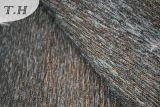 Tissu de sofa et de meubles de Chenille avec le polyester 100% par 310GSM