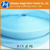 衣服のための耐久の多彩な付着力の側面のホックおよびループHtテープ