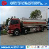 Тележка нефтяного танкера газолина нефти Foton Auman 25000liters 25m3