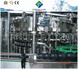 びん詰めにされた炭酸飲料の生産の機械装置