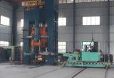 Parties d'Assy avant de renvoi. avec le dispositif de tension pour des machines de construction de train d'atterrissage d'excavatrice
