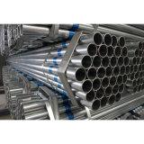 Tubo de acero de Galvanzed para la materia prima del edificio