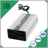 Corpo de alumínio 58V 4A LiFePO4 para o carregador da bateria veículo eléctrico