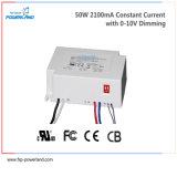 50W 2100mA Dimmable conducteur courant constant LED pour l'éclairage