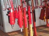 말뚝박기 공사 의장을%s 주문을 받아서 만들어진 드는 기술설계 기계장치 액압 실린더