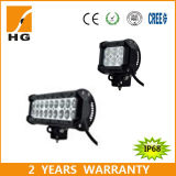 CREE LED Work Light di 18W Double Row