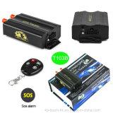 2g véhicule GPS/voiture/moto/camion Tracker GPS avec télécommande Mise hors tension T103B