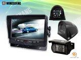 7-Inch TFT LCD HD Monitor mit IR Fernsteuerungs