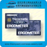 L'impression offset 13.56MHz PVC carte ID Facebook