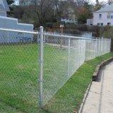 Custom galvanisé à chaud la clôture de maillon de chaîne