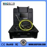 Подводная видео- камера обнаружения трубопровода наблюдения стока с клавиатурой