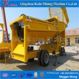 matériel de lavage d'usine de trommel de l'or 50-400t/H