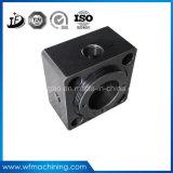 Peça fazendo à máquina do CNC do aço inoxidável/alumínio do OEM