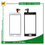 Douane Transparent Mobile Phone LCD Screen voor LG L7/P700 /P705