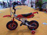 赤いSuspension Frame Latest One Speed Motorcycle Kidsのための