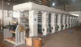 Equipo de alta velocidad de impresión en rotograbado Máquina (Rollo de papel de impresión especial de la máquina)