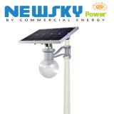 Solargarten-Licht-Bewegungs-Fühler im Freien alle in einem