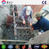 인도네시아 수라바야에 강철 구조물 작업장