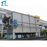 Macchina dissolta DAF di flottazione dell'aria per il trattamento di acqua di scarico della conceria