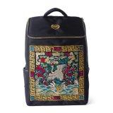 Volle Stickerei-chinesischer Element-Rucksack für Kursteilnehmer
