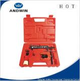 Trousse d'outils épanouissante avec la taille métrique et de pouce