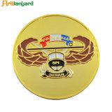Дизайн клиента металлические монеты с мягкой эмалью