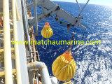 500kg het Testen van de Lading van het Bewijs van de Reddingsboot van het gewicht De Zakken van het Water
