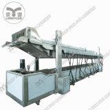 Grande riscaldamento di frittura commerciale automatico gas/della macchina che frigge macchina