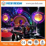 Fase/sport/che fanno pubblicità alle soluzioni della visualizzazione di LED di colore completo