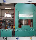 Plaque de 400 tonnes la vulcanisation Presse/pneu solide de durcissement de la Chine de presse