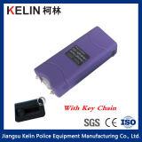 Autodifesa di Taser della torcia elettrica della catena chiave (Mini800P)
