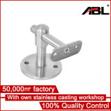 Handrail (cc189)のための手すりFittings Stainless Steel Glass Clamp Support