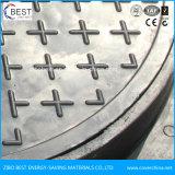 B125 900mm Abwasserkanal-Plastikeinsteigeloch-Deckel des Kreis-SMC