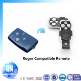 Roger 433MHz 4 Button Keyring Remote Control