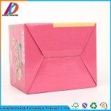 Коробка дешевой квадратной белой заедк карточки упаковывая