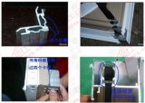 Ventana de aluminio de la rotura termal de clase superior (BHA-CW50)
