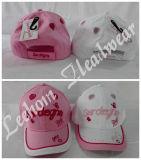 (LPM15070)女の子のための卸し売り野球のよじ登る帽子