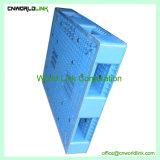 Logistische oder Speicher-HDPE Ineinander greifen-haltbare Plastiktellersegment-Ladeplatte