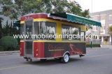 Chariot de nourriture de prix usine avec le matériel de restauration