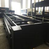 Découpage automatique de laser d'acier inoxydable de tissu et machine de gravure