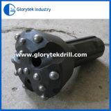 Bits da pressão de ar DTH de Gl110-130mm baixos