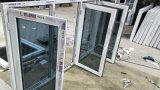 3배 오프닝 알루미늄 방충망을%s 가진 외부적인 창유리 UPVC 여닫이 창 Windows