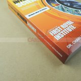 Costo de la impresión del folleto del librete del catálogo de la impresión del libro de los estudiantes de la calidad bajo